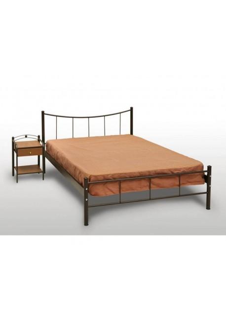Μεταλλικό κρεβάτι Χαμόγελο